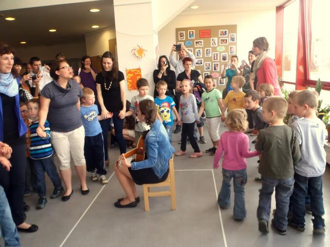 akce MŠ Klubíčko Tlumačov - školka pro děti se specifickými vzdělávacími potřebami