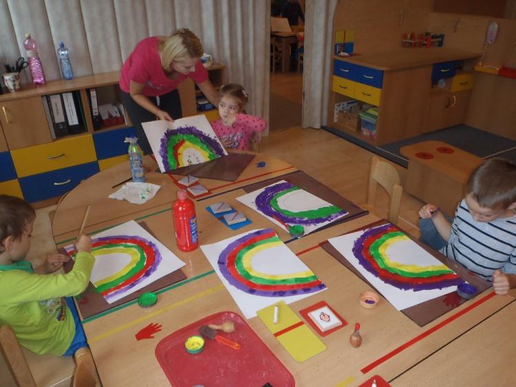 děti s poruchou komunikace