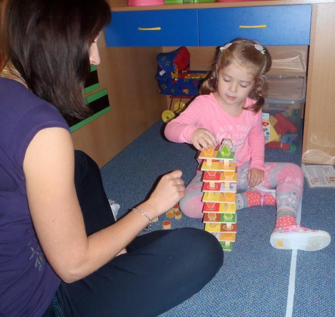 Třída Žížalky - děti s poruchou komunikace