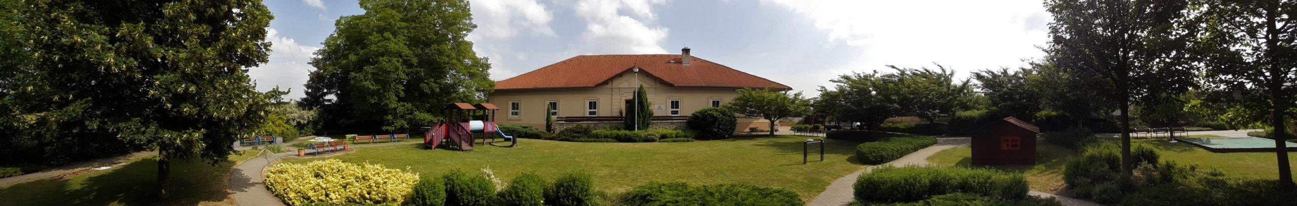 Hlavní budova MŠ Klubíčko Tlumačov